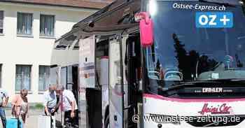 Neuer Ostsee-Express: Mit dem Bus von Zürich nach Zinnowitz oder Binz - Ostsee Zeitung