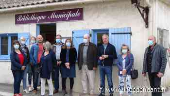 Saint-Marcel-sur-Aude : la bibliothèque a officiellement rouvert - L'Indépendant