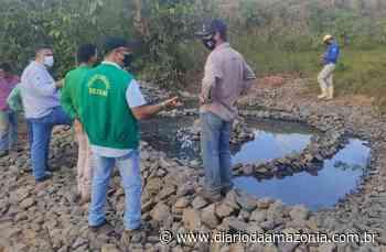Fazenda em Cacoal desenvolve práticas sustentáveis de conservação e recuperação de solos e recursos hídricos - Diário da Amazônia