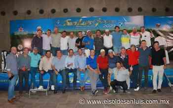 Premiación del torneo San Luis Open en la Loma Club de Golf - El Sol de San Luis