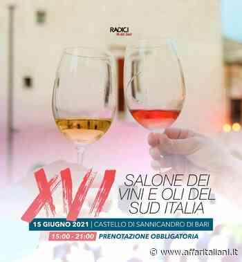 Radici del Sud XVI edizione a Sannicandro di Bari il 15 giugno - Affaritaliani.it