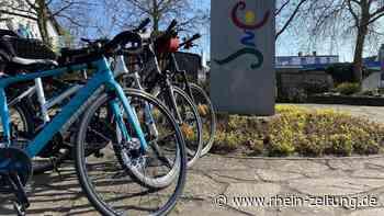 Stadtradeln in Bad Neuenahr-Ahrweiler: Mit Helm und kritischem Blick - Rhein-Zeitung