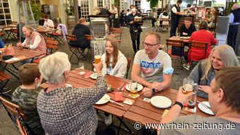 Gastronomie in Bad Neuenahr-Ahrweiler: Die Lebensfreude ist zurückgekehrt - Rhein-Zeitung