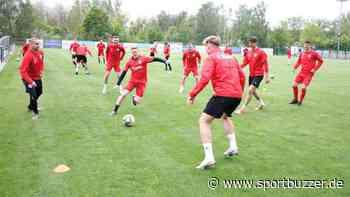 Nach fast acht Monaten Pause: Beim FC Grimma rollt wieder der Ball - Sportbuzzer