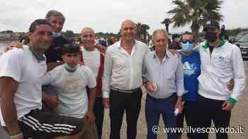 La Canottieri Partenio trionfa a Lago Patria nella specialità otto maschile master - Il Vescovado Costa di Amalfi