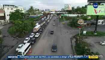 Reapertura de carriles desde Arraiján a la capital - TVN Panamá