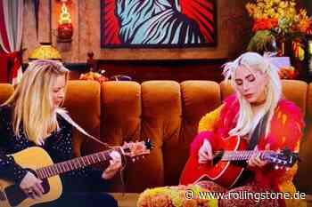 """Deshalb schnitt China Lady Gaga und BTS aus """"Friends""""-Reunion - Rolling Stone"""