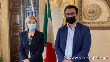 Nuova presidente Confindustria Vicenza a Palazzo Trissino - Vicenza Più
