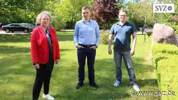 Rathauschef in Boizenburg: Linke und SPD gehen mit Rico Jakobeit in den Wahlkampf   svz.de - svz.de