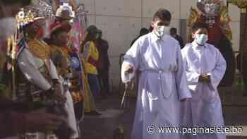 Lienzo y el santuario de Jesús del Gran Poder son Patrimonio - Diario Pagina Siete