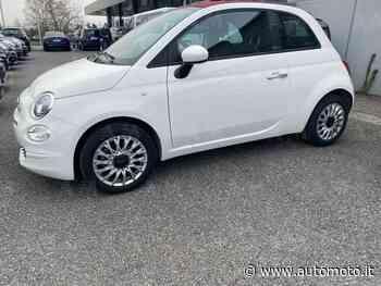 Vendo Fiat 500 Cabrio 1.2 Dualogic Lounge usata a Romano di Lombardia, Bergamo (codice 8761050) - Automoto.it - Automoto.it