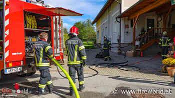Oö: Küchenbrand in Wohngebäude in Rottenbach | Fireworld.at - Fireworld.at