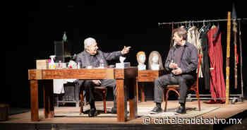 El primer actor Ignacio López Tarso regresa al escenario con UNA VIDA EN EL TEATRO - Cartelera de Teatro