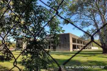 """El misterioso edificio """"H"""" de Villa Martelli: ¿búnker atómico o laboratorio de seguridad biológica? - LA NACION"""