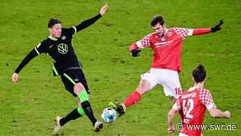 Stefan Bell gibt Mainz 05 wieder Sicherheit - SWR