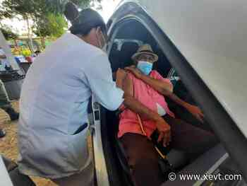 Adultos y embarazadas de Comalcalco y Macuspana serán vacunados contra el COVID-19 a partir del lunes: Salud - XeVT 104.1 FM   Telereportaje