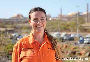 How pigging engineer Vanessa Bullock keeps Karratha Gas Plant operating - Create - create digital