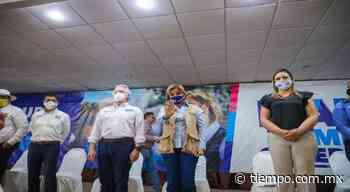 Cierran Maru y Santiago Creel campaña en Nuevo Casas Grandes - El Tiempo de México