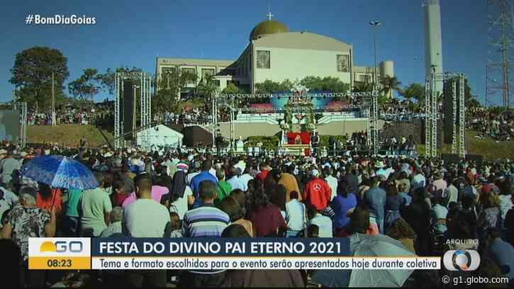 Festa do Divino Pai Eterno será transmitida pela internet; romarias a Trindade estão proibidas - G1