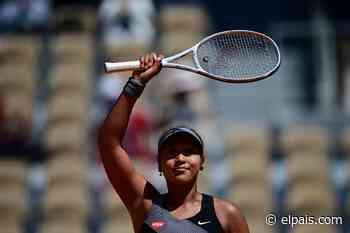 """Osaka abandona Roland Garros: """"Nunca quise ser una distracción"""" - EL PAÍS"""
