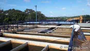 Varios sectores de La Chorrera sin agua potable por incidencia en planta Jaime Díaz Quintero - TVN Noticias