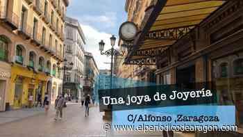 El expolio acaba con el encanto centenario de la joyería Aladrén - El Periódico de Aragón
