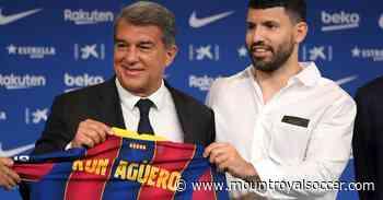 Aguero - Barca Bound! - Mount Royal Soccer