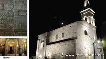Apertura Porta Santa, Poste Italiane lanciano cartolina di Guardialfiera - Primonumero