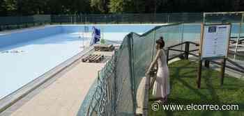 La piscina olímpica de Gamarra, fuera de servicio todo el verano - El Correo