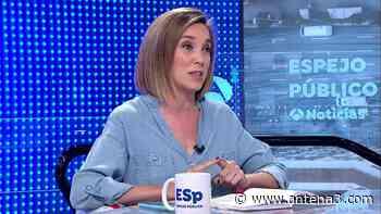 """Cuca Gamarra: """"El centroderecha se está uniendo al proyecto liderado por Casado"""" - Antena 3"""