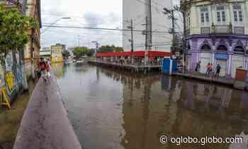 Em Manaus, Rio Negro tem a maior cheia desde 2012 - O Globo