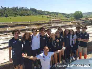 Madeirenses medalhados em Rio Maior - jm-madeira.pt