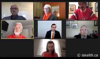 Smiths Falls council debates efficiency of virtual meetings - lake88.ca
