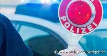 Usingen: Autofahrer fährt Schlangenlinien - Usinger Anzeiger