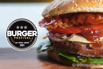 Vuelve el Burger Festival a Cali, Jamundí y Bogotá: participarán más de 60 hamburguesas - 90 Minutos