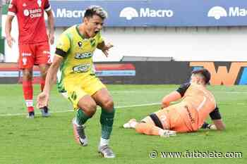 ¿Cuándo juega Walter Bou con Defensa y Justicia por la Copa Libertadores? - Futbolete