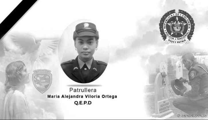 Patrullera fue asesinada en Ciudad Bolívar al querer evitar un robo - Caracol Radio
