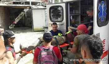 Explosión deja dos heridos graves en mina de Marmato, Caldas - W Radio