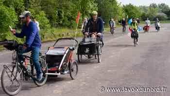 Wavrin: une première «vélorution» afin de peser sur les dossiers d'aménagements cyclables - La Voix du Nord