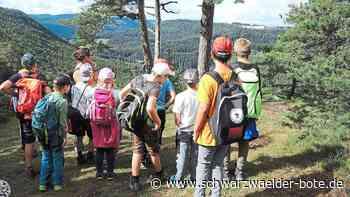 Dotternhausen - Bereits zum achten Mal: Ferien im Jurameer - Schwarzwälder Bote