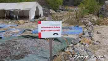 Grabungen im Steinbruch in Balve-Beckum: Helfer gesucht - Meinerzhagener Zeitung