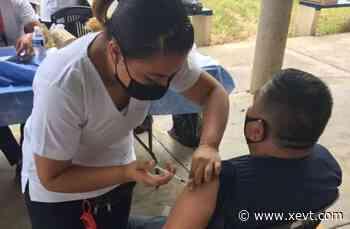 Iniciará en Teapa y Tacotalpa vacunación a adultos de 40 a 49 años: Salud Tabasco - XeVT 104.1 FM   Telereportaje