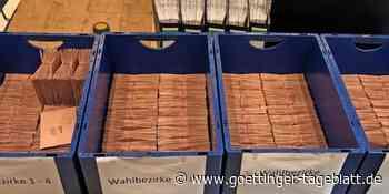 Wahlen 2021: Stadt Duderstadt beruft Wahlvorstände – Wahlhelfer genießen Impfpriorität - Göttinger Tageblatt