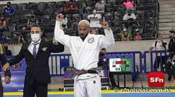 Atleta de Itaocara é ouro no Sul-Americano Open de Jiu-Jitsu, no Rio - SF Notícias