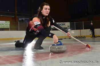Geisingerin bei Curling-WM in Quarantäne - Sächsische.de
