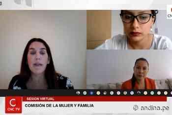 Congreso: Comisión de la Mujer sesionará en la ciudad de Abancay - Agencia Andina