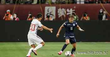 Nació en Hawaii, juega en Temperley y debutó en la selección de Guam - Olé