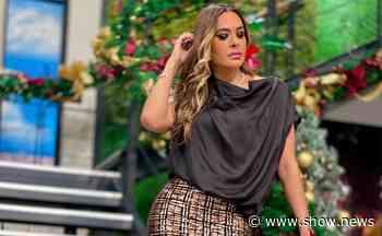 Adiós Irina Baeva, Galilea Montijo usa la falda más brillosa - Show