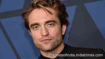 Robert Pattinson signs a first-look overall production deal with Warner Bros - Times of India