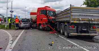 Unfallträchtige B3-Kreuzung in Furth soll endlich sicherer gemacht werden - nachrichten.at